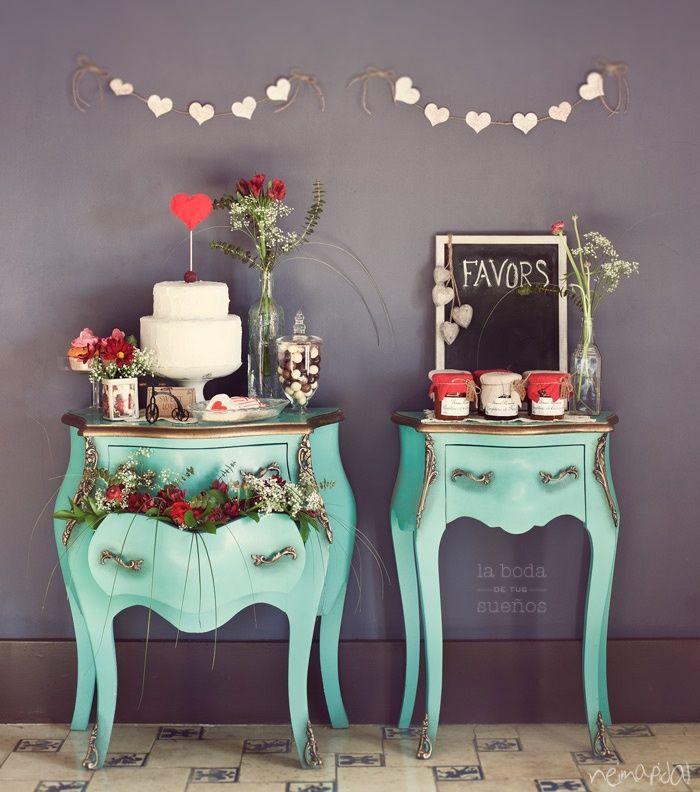 Mejores 10 imágenes de Coloured furniture eclectic en Pinterest ...