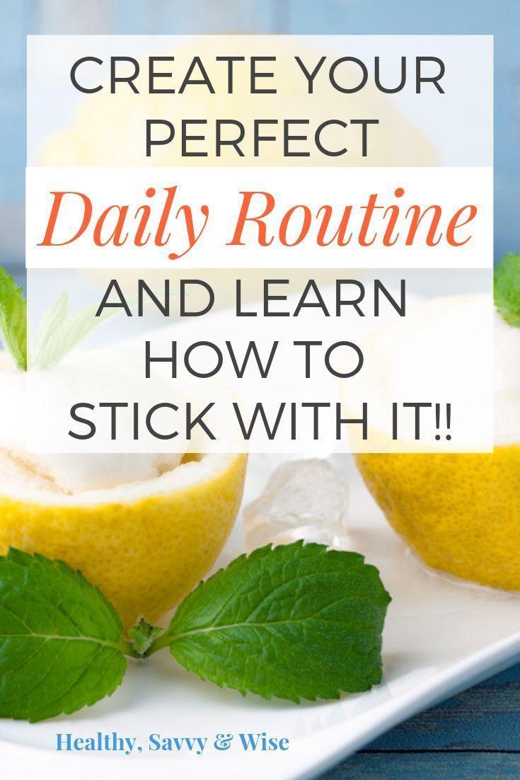 #Routinen #Dailyroutine #Gesundheit #Produktivität #Das    – Daily Routine
