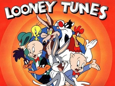 Cartoons are never as good as classic Bugs Bunny et al. I'm dating myself, but he and Wil E. Coyote remain my absolute favorites.