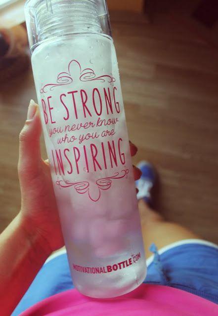The best motivational water bottles