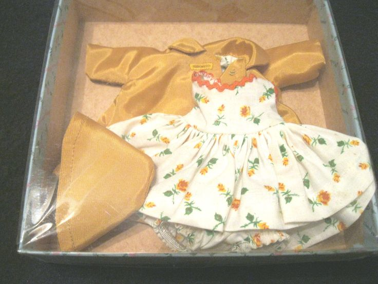 Mint in Box Madame Alexander Kins Doll Dress Complete 0572 | eBay