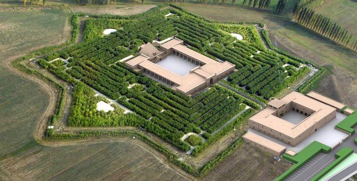 Nu in Italië: het grootste doolhof ter wereld