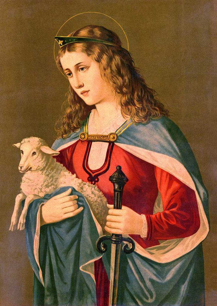 1000+ Images About St. Agnes On Pinterest