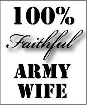Thoughts As An Army Wife: Army Wife Quotes