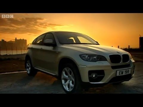 BMW X6 Review - Top Gear - BBC - YouTube