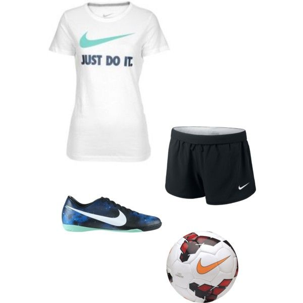 Indoor soccer outfit #2. IM SO GETTING THOSE CLEATS!!