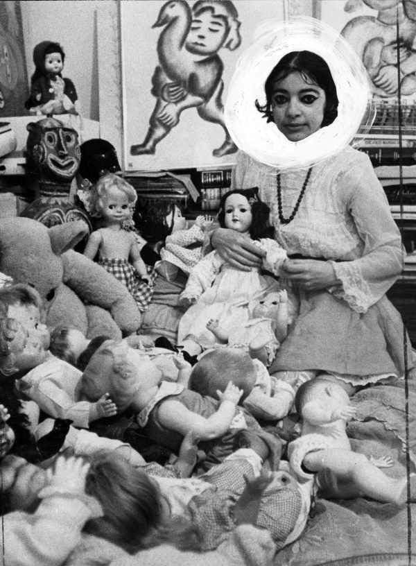 Mirka Mora Australian artist 1969