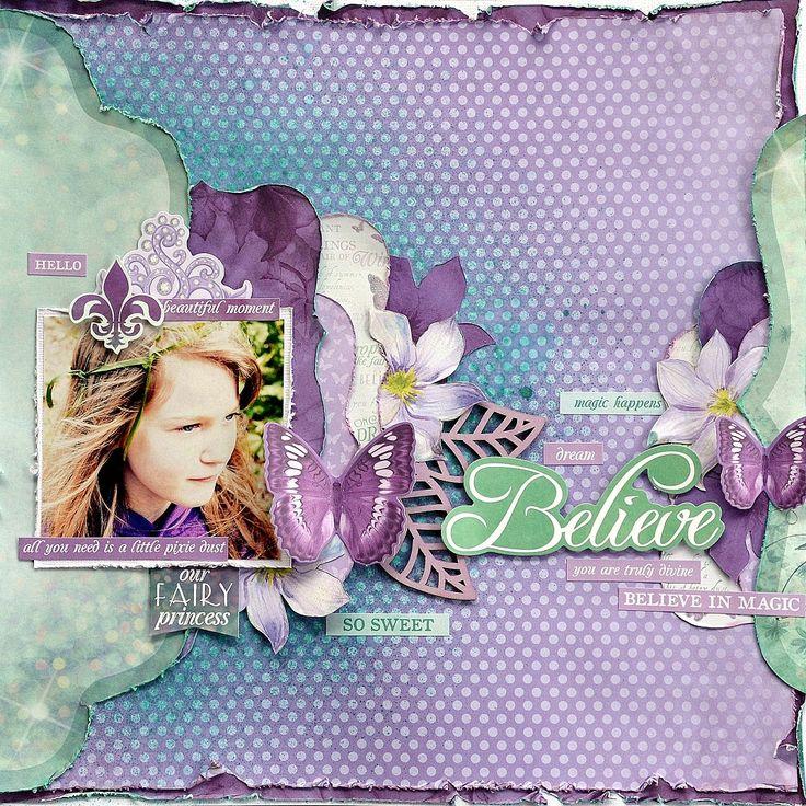 Kaisercraft - Fairy Dust - Belinda Spencer