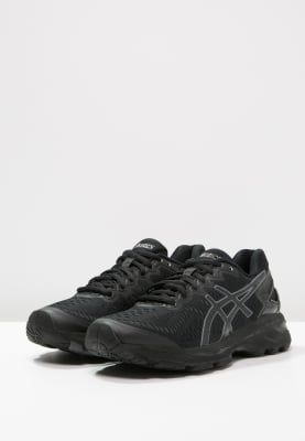 ASICS GEL-KAYANO 23 - Stabile løpesko - black/onyx/carbon - Zalando.no  Str 39