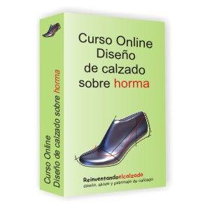 Curso Online de Diseño de calzado sobre Horma
