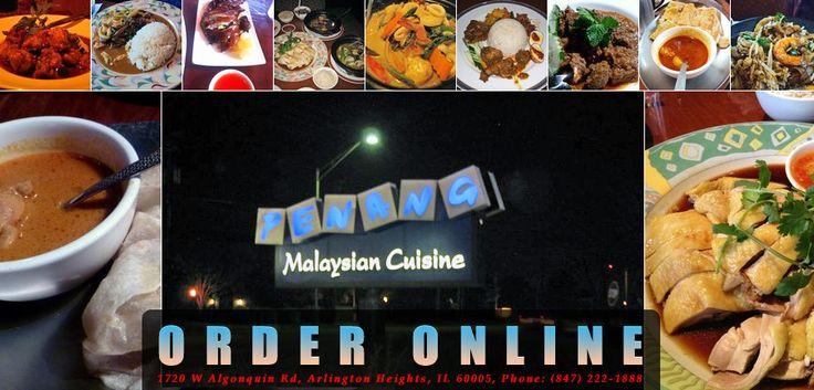 Panang Arlington Heights: Wonderful food. I have never had a less than stellar meal here.