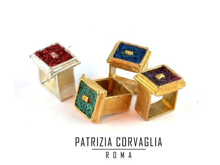 #sponge  #lusso #eccellenza #anelli #patriziacorvagliagioielli #viadeibanchinuovi45  #Roma #eleganza http://www.patriziacorvaglia.it/
