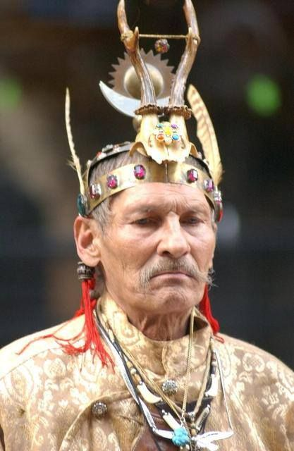 Hungarian Kam(Shaman). this is the first time I have seen or heard of hungarian shamans!