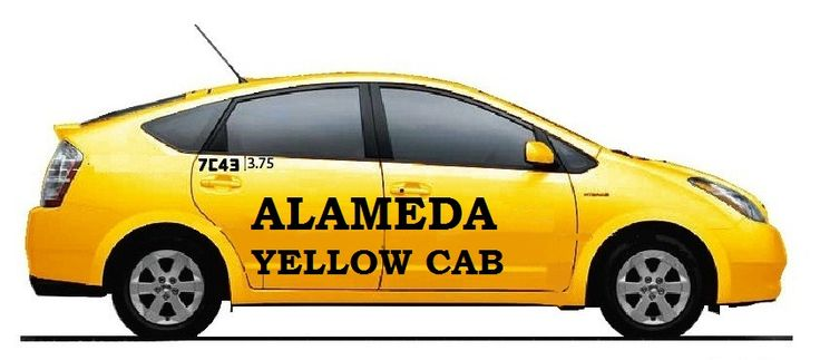 WELCOME TO ALAMEDA YELLOW CAB  Alameda Yellow Cab has been a taxi service provider in the City of Alameda for over 20 years. We operate in The City of Alameda and provide transportation to any location around the San Francisco Bay Area and beyond. Our professional drivers will meet you at the door, day or night. We will make sure that you reach your destination on time and in a safe, friendly and timely matter. If you ever have any problems regarding our service please, give us the chance…