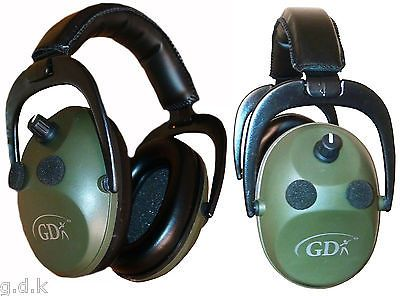 Gdk 4 mic #green ear #defenders, electronic ear muffs,ear #protection,shooting,mu,  View more on the LINK: http://www.zeppy.io/product/gb/2/301709422221/