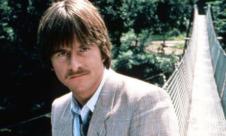 Trevor Eve as Shoestring. Filmed in my mum's friend's house looking over Clifton suspension bridge.