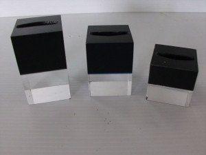 Ring Block (set of 3)