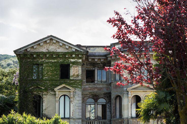 Stresa, Maggiore Lake Italy Italian Villa Ph. Due Punti Wedding