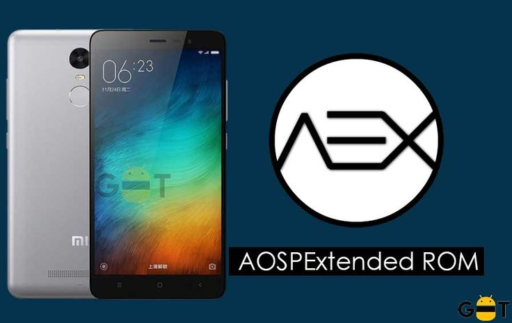 Now you can upgrade to Official AOSPExtended ROM For Redmi 3 (ido). This means you will have a taste of latest Android 7.1.2 Nougat before the official release Stock Nougat for Xiaomi Redmi 3. To Install AOSPExtended ROM V4.4or any custom ROM, you first need toinstall TWRP Recovery on Xiaomi... http://codetech.ga/how-to-install-official-aospextended-rom-for-redmi-3-ido/
