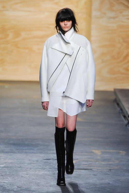 Proenza Schouler FW 13-13 soon on www.musestyle.com #musestyle