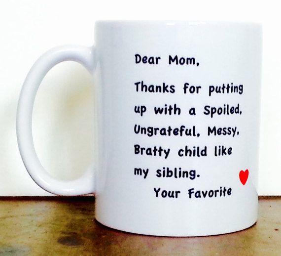 Personalized mug gifts for mom coffee mug custom by mymugsandmore