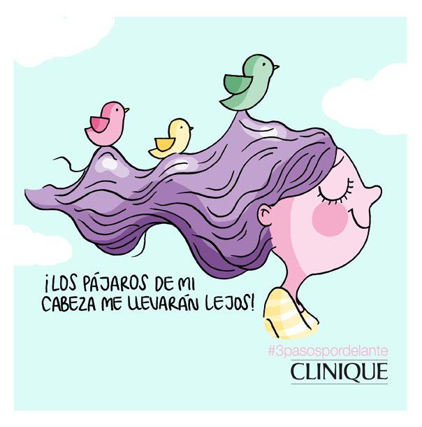 Agustina Guerrero: CLINIQUE