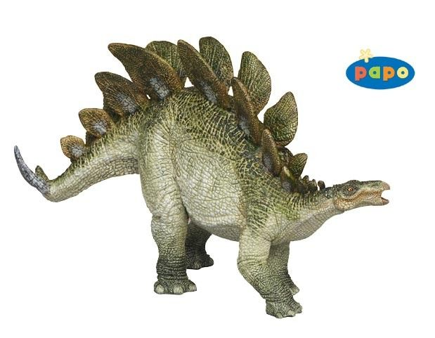 Papo Stegosaurus Dinosaur Model