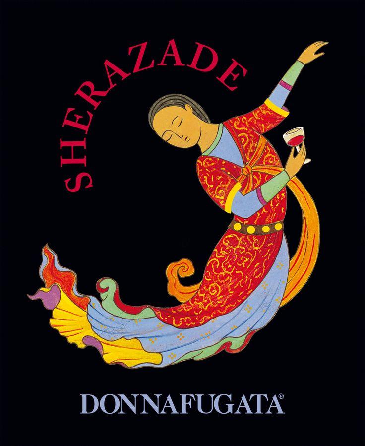Sherazade etichetta