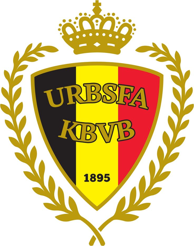 Royal Belgian Football Association & Belgium National Football Team Logo