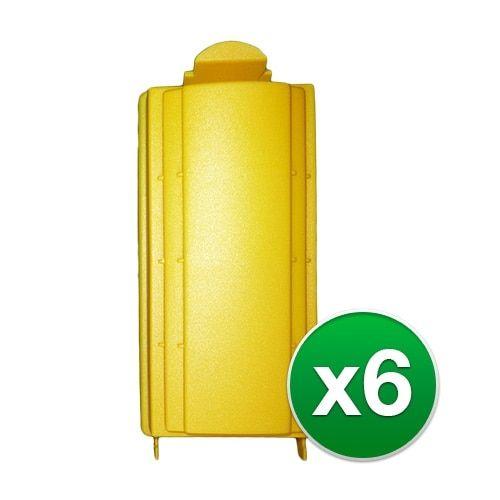 Replacement Vacuum Filter for Eureka 4488A-1 Vacuum Model (6pk) Filtration Type - Hepa