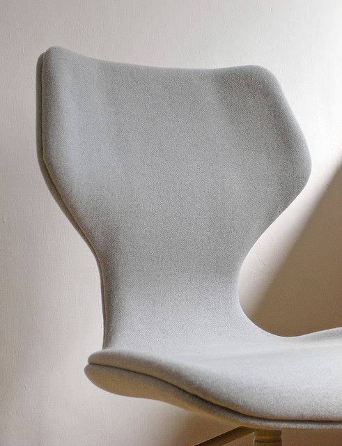 Desk Chair from MUJI designed by Naoto Fukasawa by yusheng, via Flickr