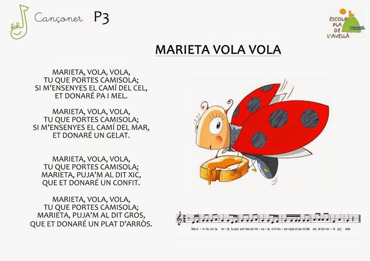 Marieta vola, vola