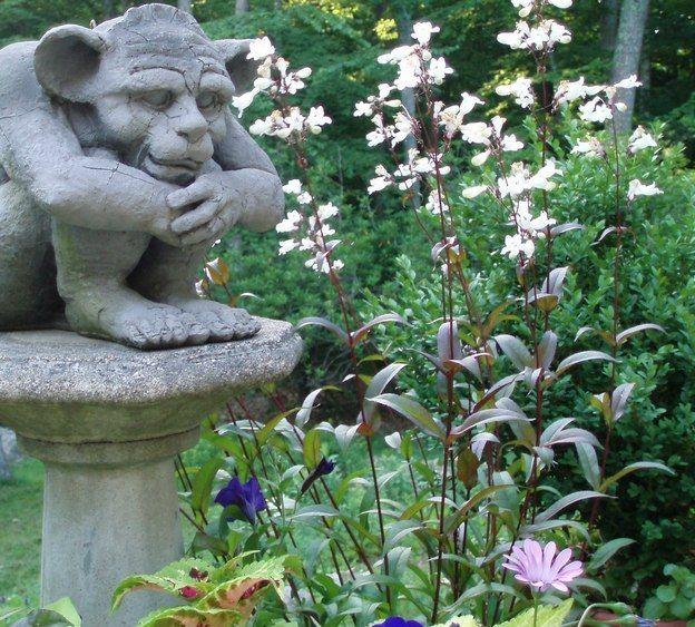 Esculturas en jardines pinterest for Esculturas en jardines