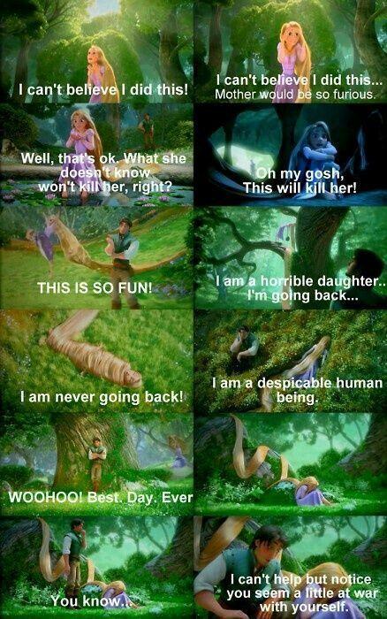 Rapunzel #3