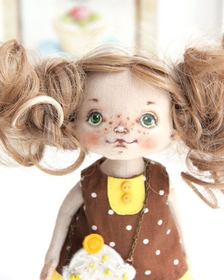 Последнее фото. Портрет. #куклысахаровойнатальи