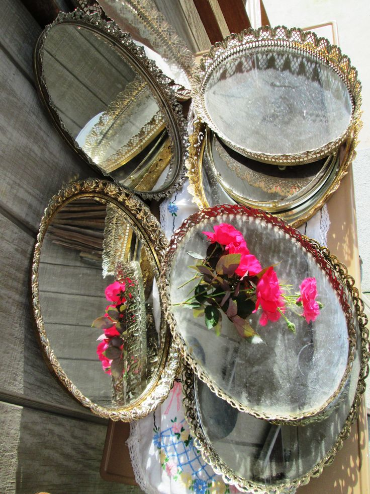 Antique mirror trays for centerpieces - Best 25+ Mirror Tray Ideas On Pinterest Mirrored Tray Decor