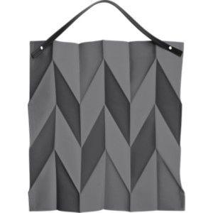 Iittala X Issey Miyake Collection Bag, 54x52 cm dark grey,
