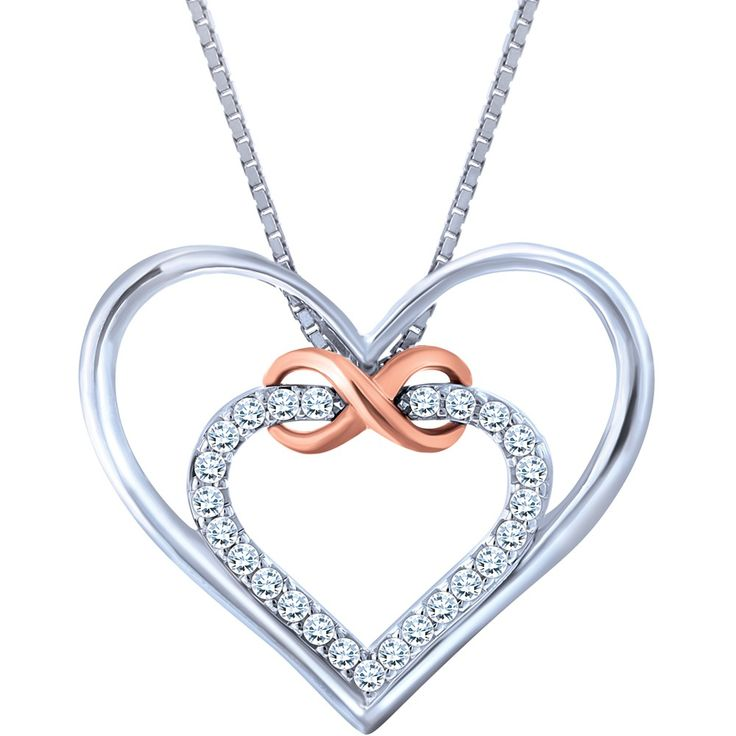 Beautiful necklace! I own one just like this one but still love it, lol! See other #necklaces and #jewelry here: www.DoubleTheHeart.com