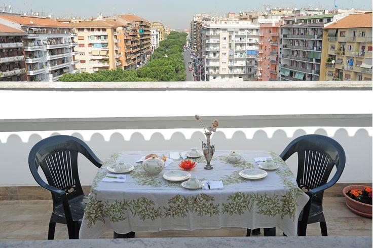 Breakfast in the Terrace, april 2016