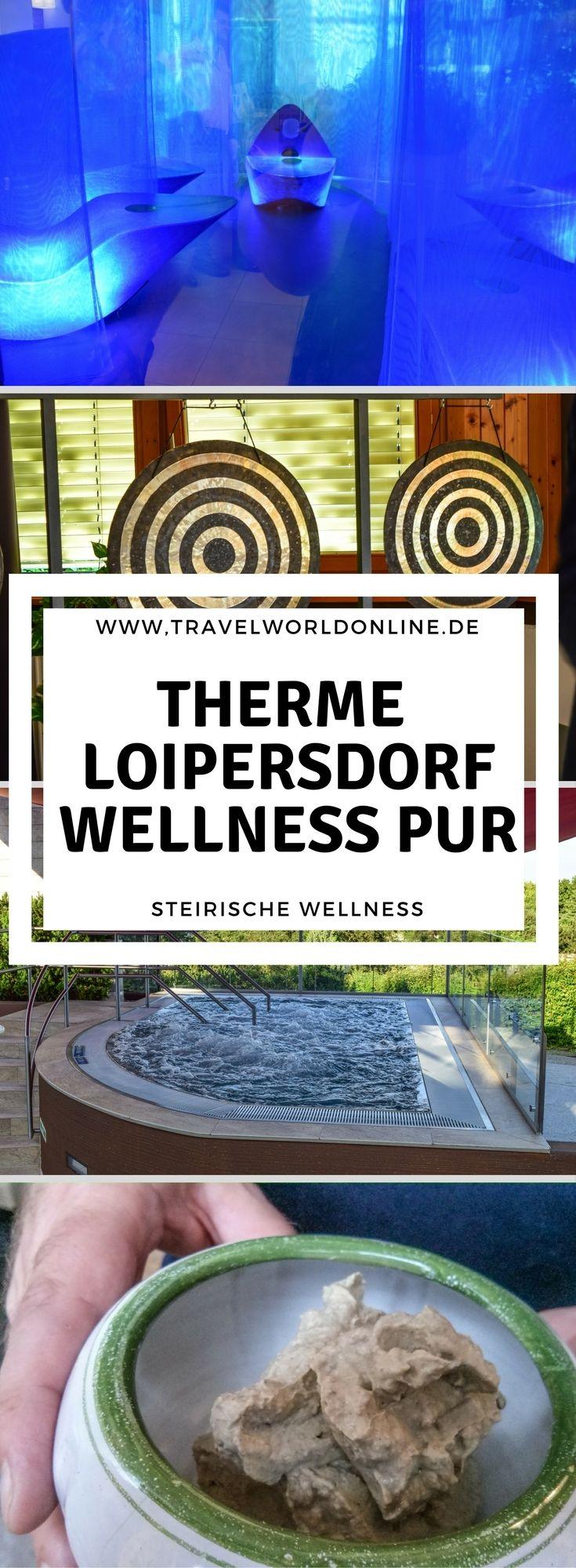 In der Therme Loipersdorf gibt es Wellness pur auf steirische Art.