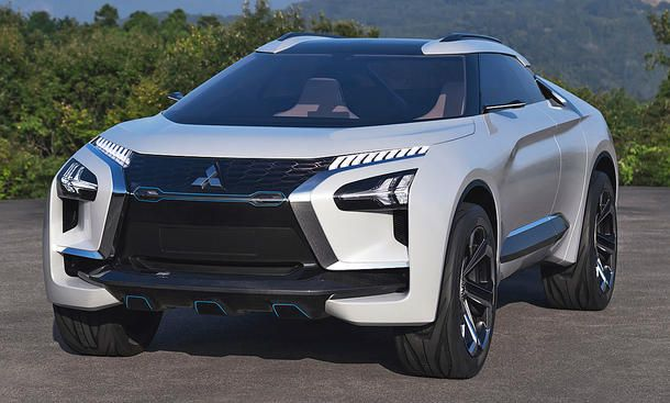Mitsubishi E Evolution Concept 2018 Erste Informationen Neue Autos Autozeitung Autos