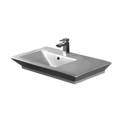 Barclay 4360wh 828 99 Sink Wall Mounted Bathroom Sinks Square