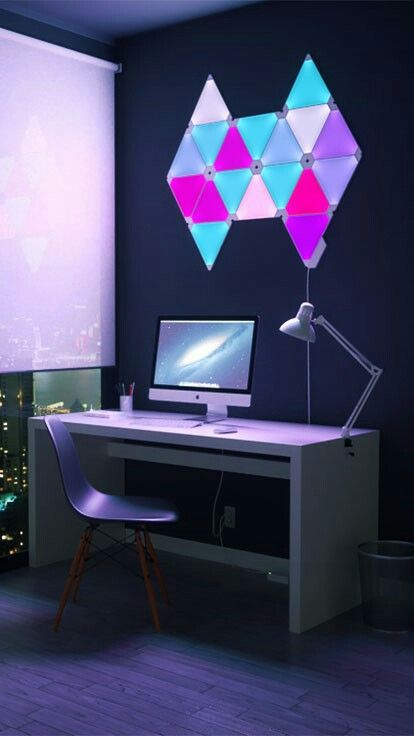 38 Best Nanoleaf Designs Images On Pinterest Aurora