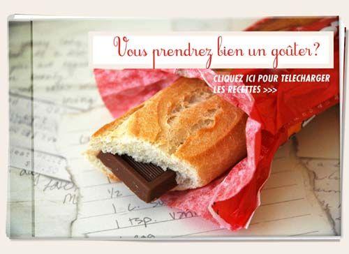 French Snacks  C'est moi qui l'ai fait !: Le goûter de nos enfants, livret de recettes de goûters à télécharger
