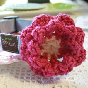 Dog collar flower for the love of hounds pinterest collars dogs