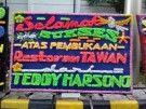 Papan Bunga Standard Di Medan Harga Rp.300,000,-