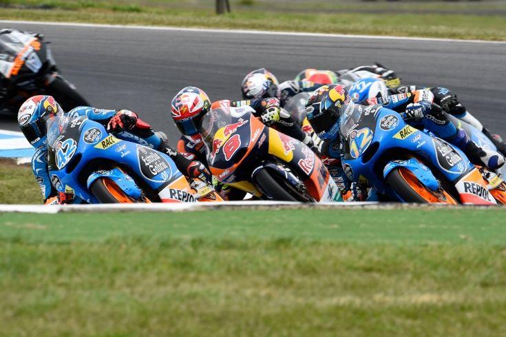 Rins, Australian Moto3 Race 2014