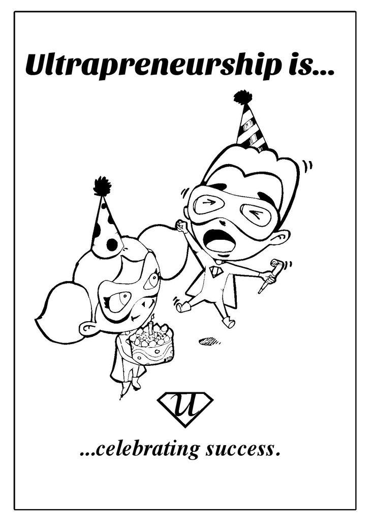 Celebrating Success ColouringColoring BooksClubKidsSuccessVintage