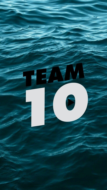 Team 10 Phone Wallpaper!!  #team10 #iphone #wallpaper