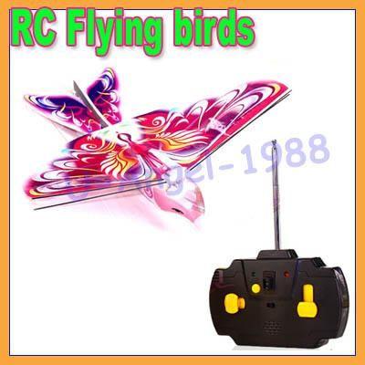 Radio Control flying bird e bird toy hobbies rc bird hunter! E-BIRD